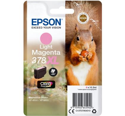 Epson 378XL Licht Magenta (C13T37964010)
