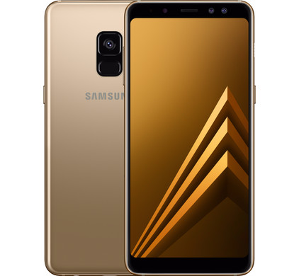 Samsung Galaxy A8 2018 Gold Before 23 59 Delivered Tomorrow