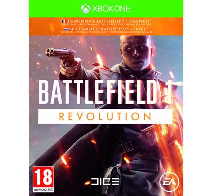 Battlefield 1: Revolution Xbox One Main Image