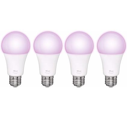 Trust Smart Home Losse Lamp Kleur (4 Stuks)
