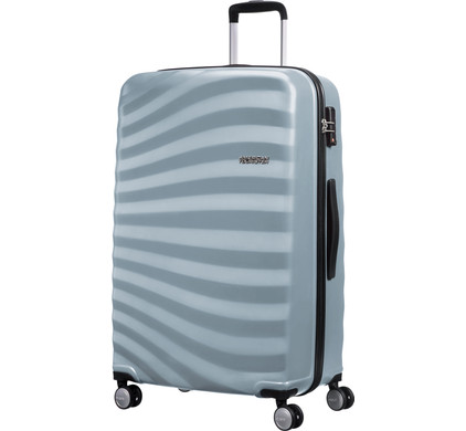 American Tourister Ocean Front Spinner 78cm Sky Silver