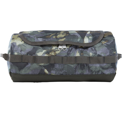The North Face Base Camp Travel Canister Camo/Taupe Green-L