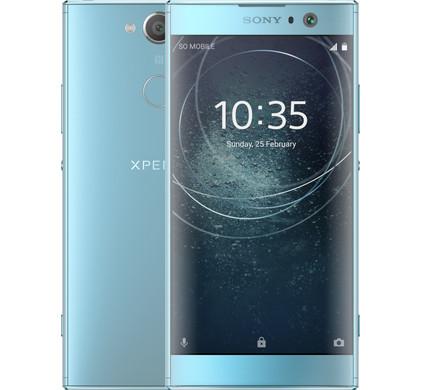 Sony Xperia XA2 Blauw - Coolblue - Voor 23.59u, morgen in huis