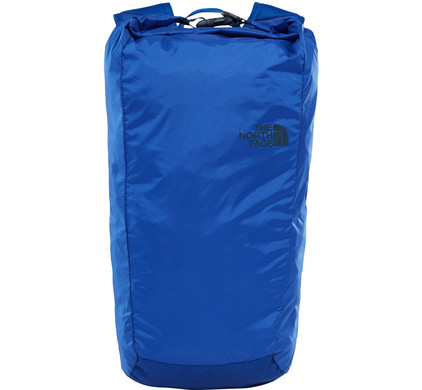 The North Face Flyweight Rolltop Brit Blue/Urban Navy