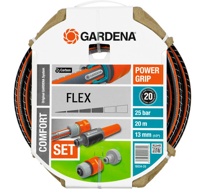 """Gardena FLEX Tuinslang 1/2"""" 20 m + Arm"""