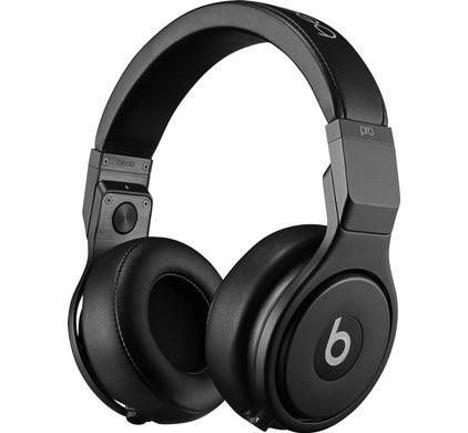 Beats Pro Over-Ear Headphones Zwart