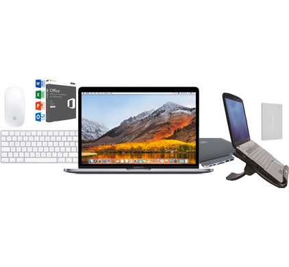 Home Office Pakket - Apple MacBook Pro 13'' Touch Bar (2017)