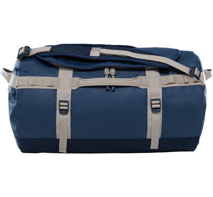 The North Face Base Camp Duffel S Urban Navy/Crockery Beige