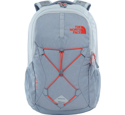122f781cf The North Face Women's Jester Grey Heather/Rise Grey