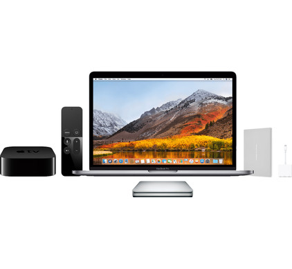 Entertainment Pakket - Apple MacBook Pro 13'' Touch Bar MPXV
