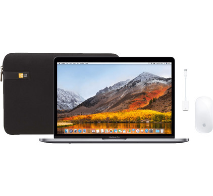 Basic pakket - Apple MacBook Pro 13'' MPXQ2N/A Space Gray