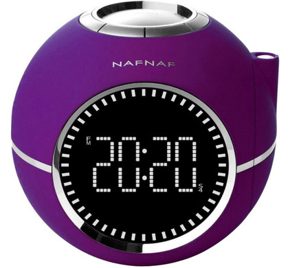 NafNaf Clockline Paars