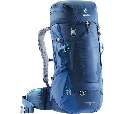 f20af65ad6a Deuter Futura PRO 36 Midnight/Steel - Coolblue - Voor 23.59u, morgen in huis