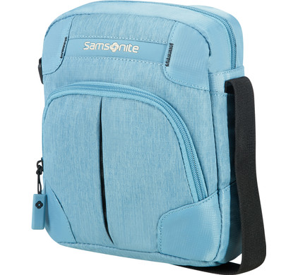 Samsonite Rewind Cross Over Ice Blue