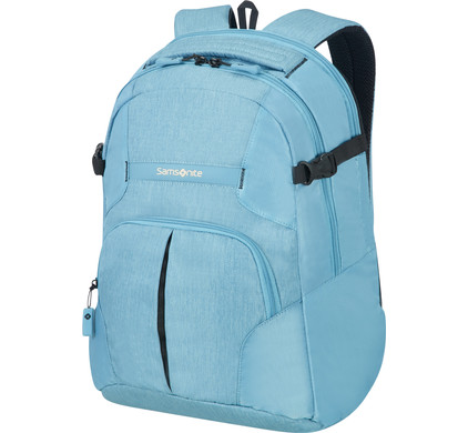 Samsonite Rewind Laptop Backpack M Ice Blue