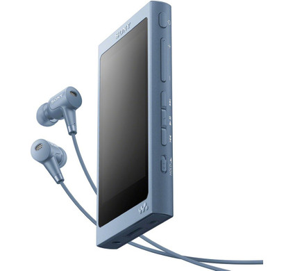 Sony NWA45HN Blauw Main Image