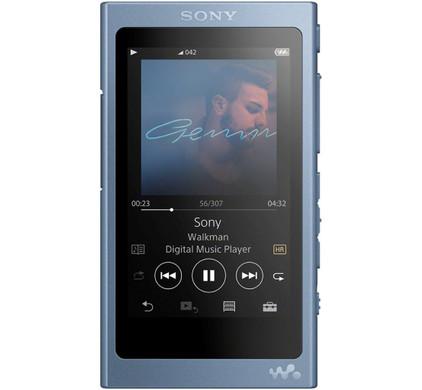 Sony NWA45 Blauw Front