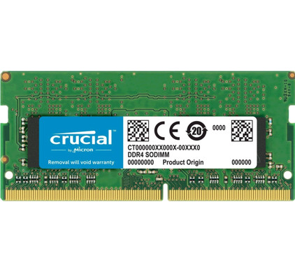 Crucial Apple 16 GB DDR4 SODIMM 2400 MHz (1x16GB)