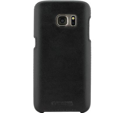 Valenta Backcover Classic Samsung Galaxy S7 Zwart