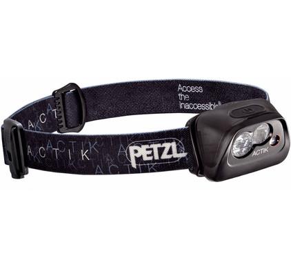 Petzl Actik 300 Zwart