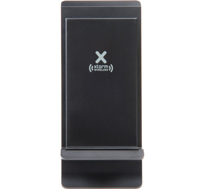 Xtorm Wireless Fast Charging Stand QI Wireless Charger Black Main Image