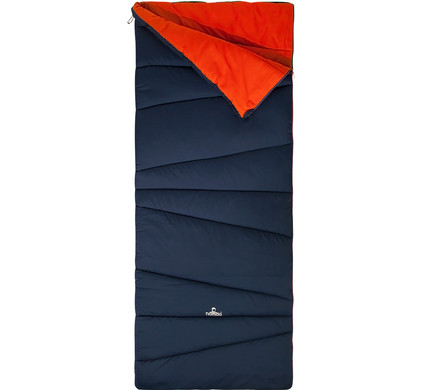 Nomad Woodford Navy Peony/Orange