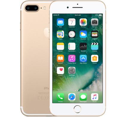Apple iPhone 7 Plus 128 GB Goud - Coolblue - Voor 23.59u, morgen in huis