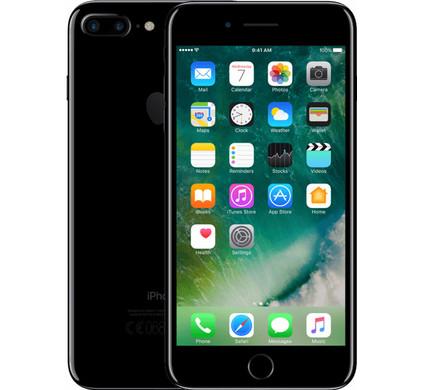 Apple iPhone 7 Plus 32 GB Jet Black - Coolblue - Voor 23.59u, morgen in huis