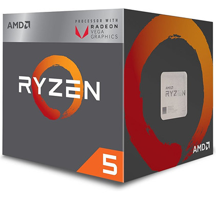 AMD Ryzen 5 2400G Boxed