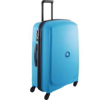 Delsey Belmont Trolley Case 70cm Blauw
