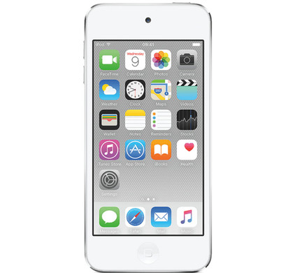 Apple iPod Touch 6 128GB Zilver Main Image