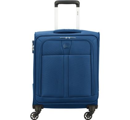 Delsey Maloti Cabin Size Trolley 55cm Slim Blauw