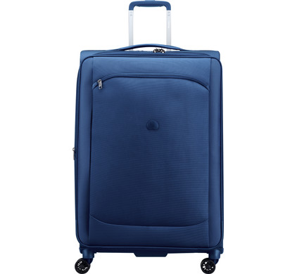 Delsey Montmartre Air Expandable Spinner 77cm Blauw