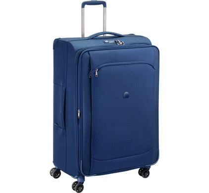 Delsey Montmartre Air Universal Expandable Spinner 55cm Blauw