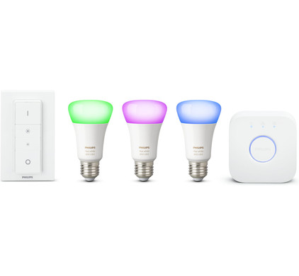 Philips Hue Starter Pack met Dimmer