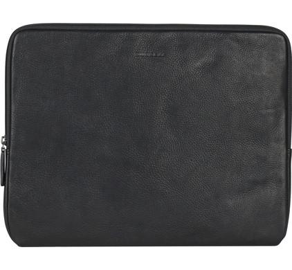 Burkely Antique Avery Laptopsleeve Zwart