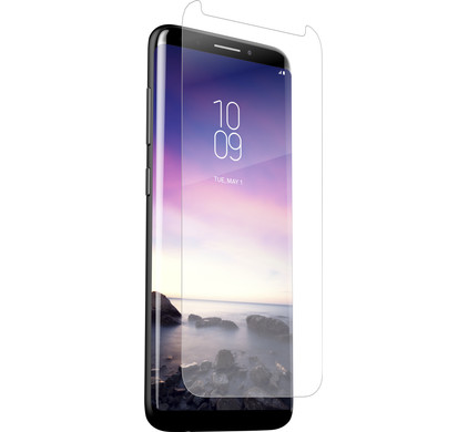InvisibleShield Samsung Galaxy S9 HD Dry Screenprotector Plastic - Coolblue - Voor 23.59u, morgen in huis