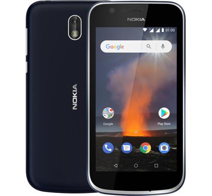 Nokia 1 Blauw - Coolblue - Voor 23.59u, morgen in huis