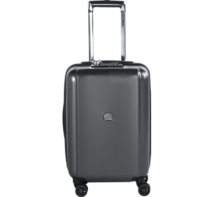 Delsey Pluggage Cabin Size Trolley 55cm Antraciet
