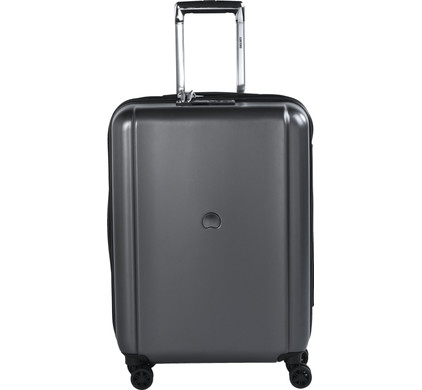 Delsey Pluggage Trolley Case 65cm Antraciet