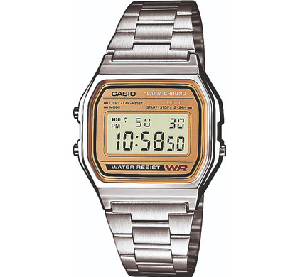 Casio Retro A158WEA-9EF Main Image