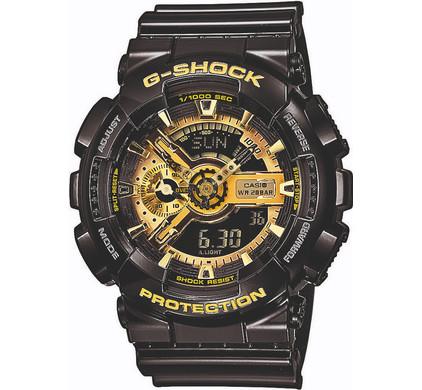 Casio G-Shock Classic GA-110GB-1AER Main Image