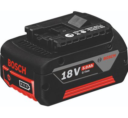 Bosch Accu GBA 18V 5,0 Ah Li-Ion