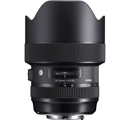 Sigma 14-24mm f/2.8 DG HSM Art Nikon Main Image