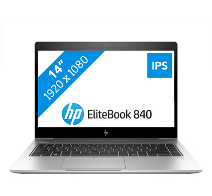 HP Elitebook 840 G5 i7-8gb-256ssd