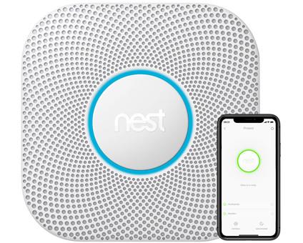 Google Nest Protect V2 Batterij