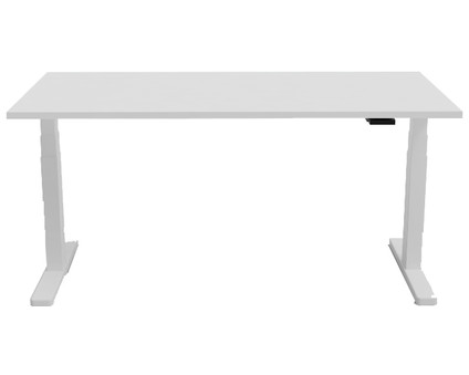 Ahrend Techo Home Electric Sit-Stand Desk 120x80 White