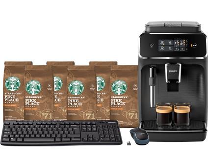 Thuiswerkwinkel Pakket - Koffie Compleet