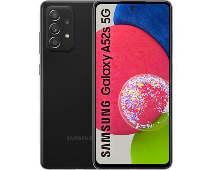 Samsung Galaxy A52s 128GB Zwart 5G