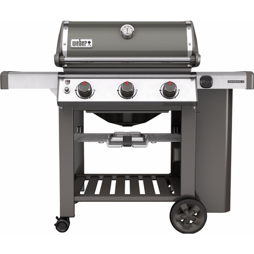 Weber Genesis II E-310 GBS Smokey Grey BE